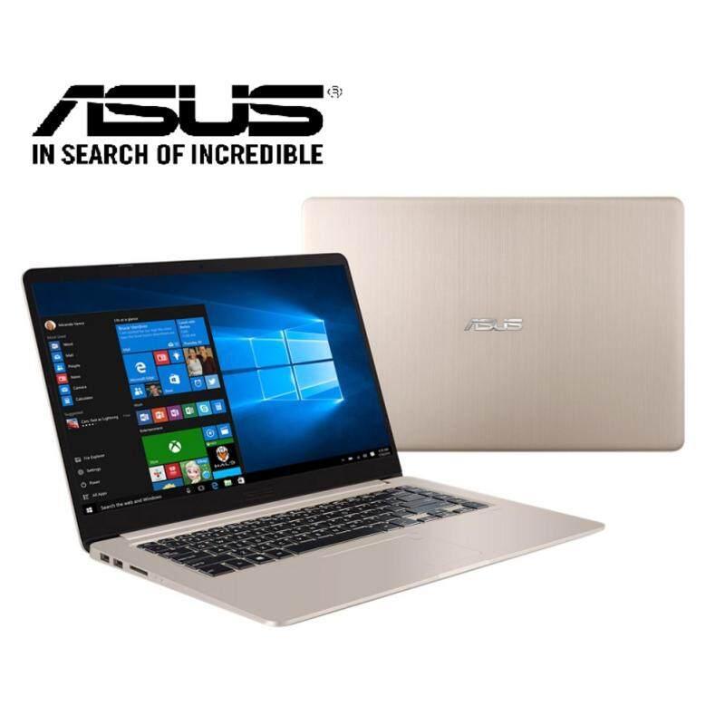 Asus Vivobook S15 S510U-QBQ620T Laptop (i5-8250U/4GB D4/1TB/NVD 940MX 2GB/15.6˝FHD/W10) Gold Malaysia