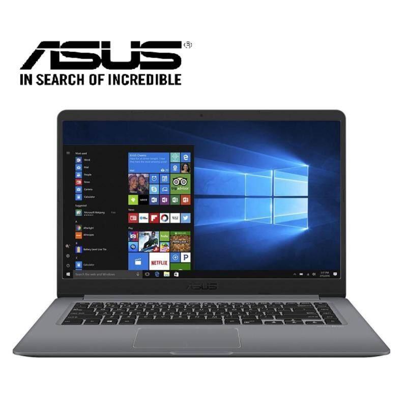 Asus Vivobook S15 S510U-QBQ621T Laptop (i5-8250U/4GB D4/1TB/NVD 940MX 2GB/15.6˝FHD/W10) Grey Malaysia
