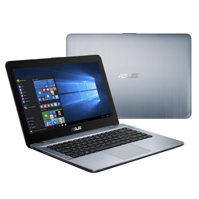 Asus VivoBook X441U-RGA053T 14 Laptop Silver (i5-7200U, 4GB, 1TB, GT930MX 2GB, W10H) Malaysia