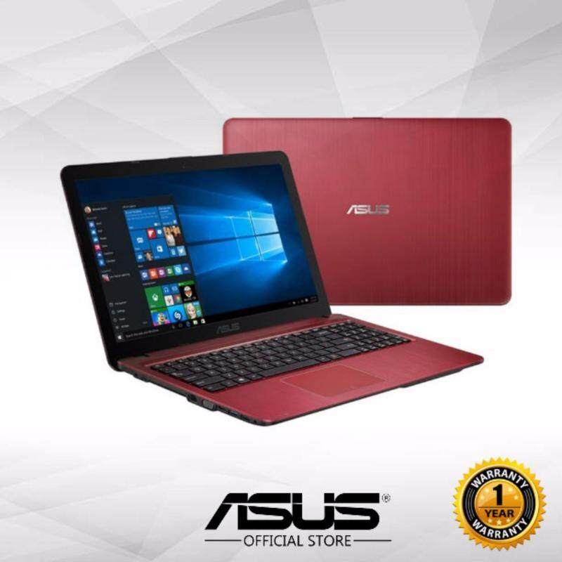 Asus Vivobook X441U-VWX160T Notebook (Intel I3 / 4GB / 1TB / Intel HD) - RED Malaysia