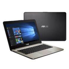 ASUS X441U-VWX277T -BLACK (I3-6100U/4GB/1TB/2GB 920MX/14/W10/1YR) + BAG Malaysia