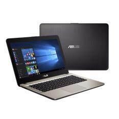 Asus X540L-JXX640T (Intel Core i3/4GB/500GB /15.6/W10) Black Malaysia
