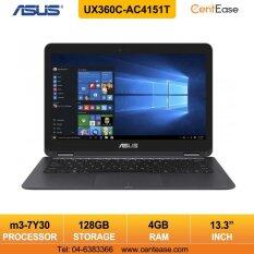 Asus Zenbook UX360C-AC4151T Ultrabook Notebook Intel Core M3 Windows 10/ Gray Malaysia