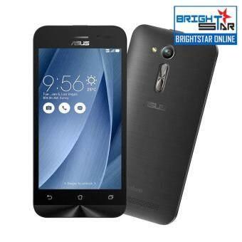 Asus Zenfone Go ZB452KG - Silver (4.5inch / Quad Core / 1GB / 8GB)- Official Malaysia Warranty