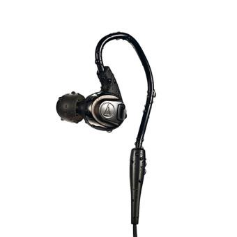 Audio-Technica ATH-SPORT3 SonicSport(R) In-ear Headphones (Black)