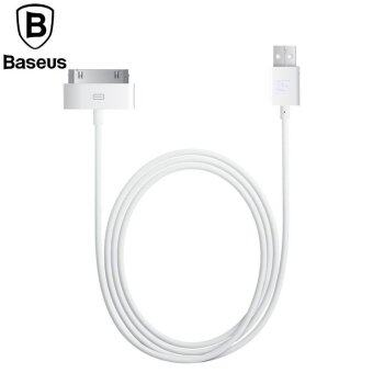 Baseus Original 1.2M 30pin USB Data Cable for Apple Data Sync 30pinUSB Cable for IPhone 4 4S Ipad 1 2 3 Itouch4 Charging Cable