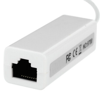 BSTUO Micro USB To RJ45 LAN Ethernet Network Card Adapter - 2