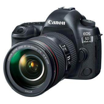 Canon EOS 5D Mark IV DSLR Camera with 24-105mm f/4L II Lens(CANON MALAYSIA WTY)
