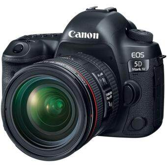 Canon EOS 5D Mark IV DSLR Camera with 24-70mm f/4L IS Lens (Canon Malaysia)