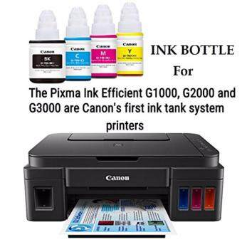 Canon GI-790 (BCMY) 4 Ink bottles value pack (for PIXMAG1000/G2000/G3000/G4000) - 2
