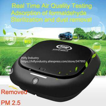 Car Ionizer Air Purifier High Quality Practical Car Ionizer OxygenBar car ionizer Negative Ion Air Purifier Portable Auto Air
