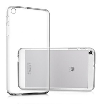 Case for Huawei Mediapad T2 7.0 Pro, Venter Crystal Clear Scratch Proof Cover Ultra Slim Lightweight Transparent Soft Gel TPU Silicone Case Cover for Huawei Mediapad T2 7.0 Pro