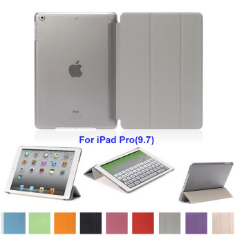 Cases for iPad Pro 9.7 New Slim Magnetic Stand PC Case For Apple iPad Pro9.