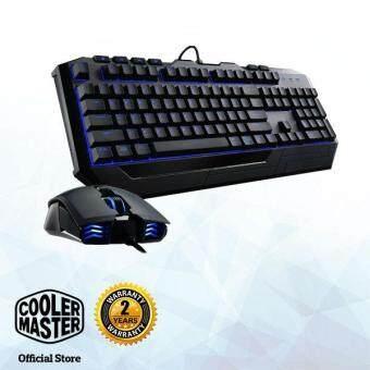 Cooler Master Devastator II Mem-chanical Gaming Keyboard & Mouse Combo (Blue LED)