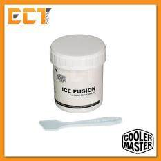 Cooler Master Ice Fusion Thermal Compound Heatsink Grease For CPU/Processor - 40Gram (RG-ICF-CWR2-GP) Malaysia
