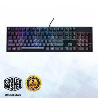 Cooler Master MasterKeys Lite L RGB Gaming Keyboard