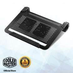 Cooler Master Notepal U2 Plus Slim Professional Notebook Cooler (Black) Malaysia
