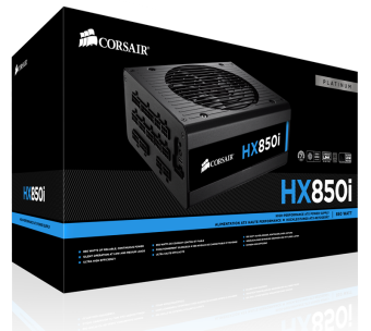 # Corsair HX850i High-Performance ATX Fully Modular PSU #