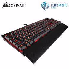 Corsair K70 RAPIDFIRE Mechanical Gaming Keyboard — Cherry MX Speed (CH-9101024-NA) Malaysia