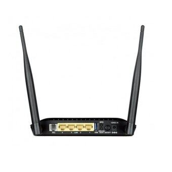 D-Link DSl-2750E Wireless N 300 ADSL2 + Modem Router - 3