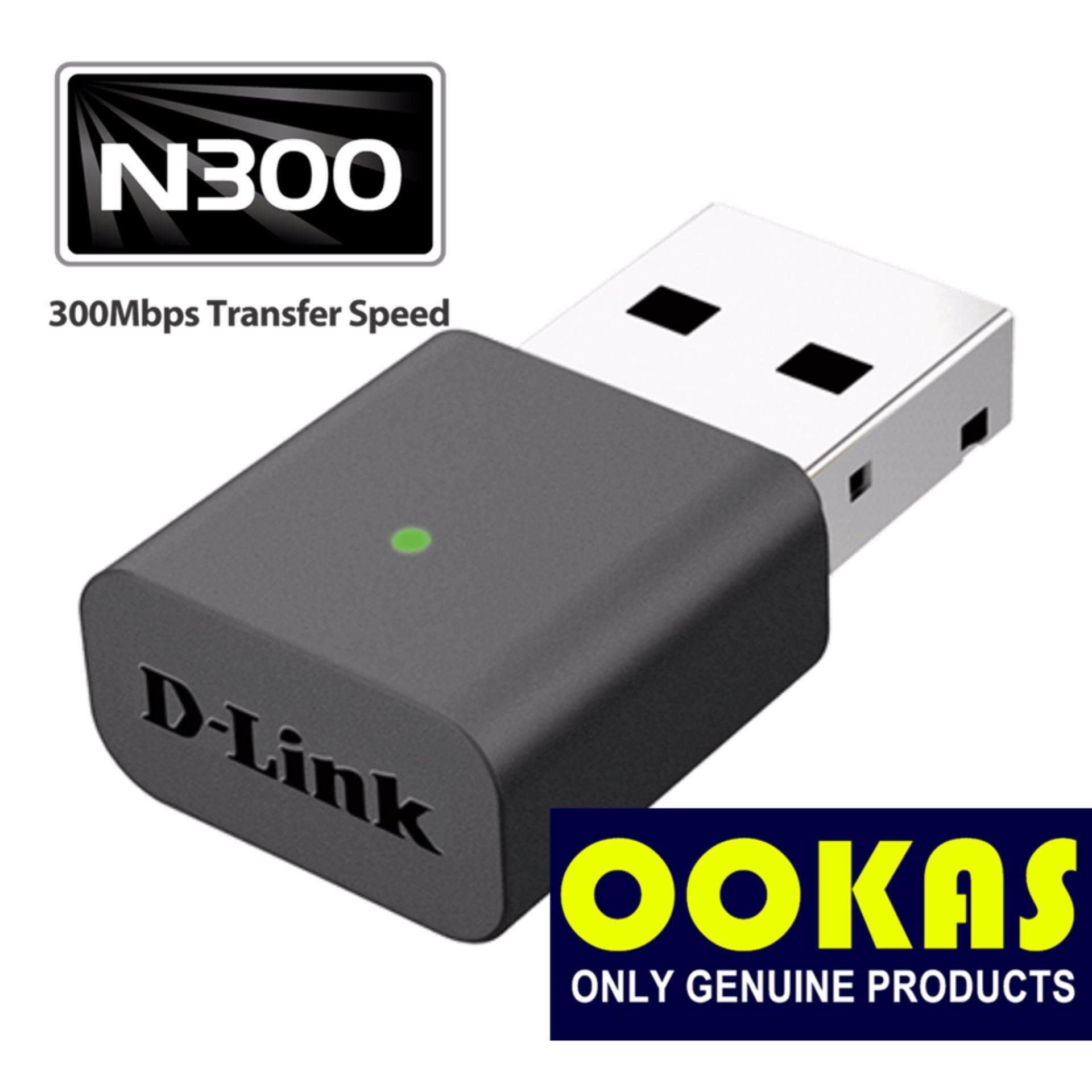 Nano wireless usb adapter driver - D Link Wireless N 300mbps Usb Mini Wifi Adapter Network Dwa 131 Lazada Malaysia