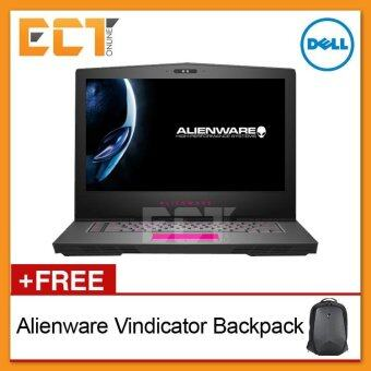 "Harga Dell Alienware CA17FHDi-771128G-W10 17.3"" Gaming Notebook(i7-7700HQ 3.80Ghz,1TB+256GB,16GB, GTX1070 8GB, W10)"