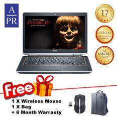 Dell E6320 Laptop Notebook 13.3 Inch Core i5-2520 2.5GHZ 4GB 320GB Win 7 Pro (Factory Refurbished) Super Deal Malaysia