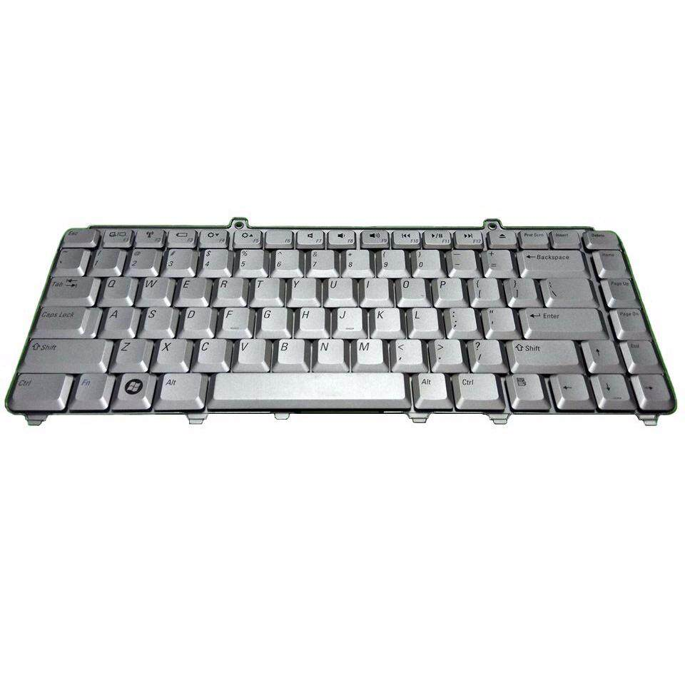 Dell Inspiron 1420 1520 1525 1545 Vostro 1400 XPS M1330 Silver Laptop Keyboard Malaysia