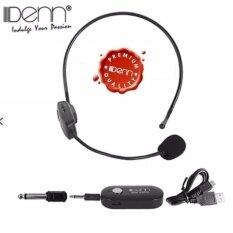 Denn DM-200U Mono Channel UHF Wireless Microphone Malaysia
