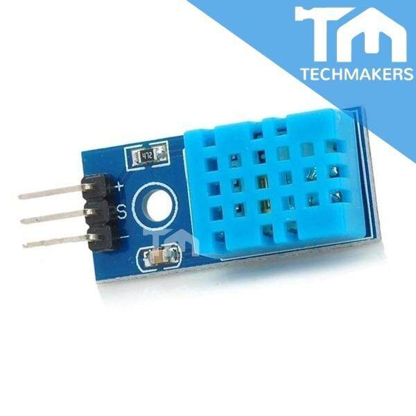 Digital Temperature Relative Humidity Sensor (DHT11) Malaysia