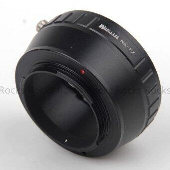 Dollice Lens Adapter Suit For Nikon to Fujifilm X Camera - 3