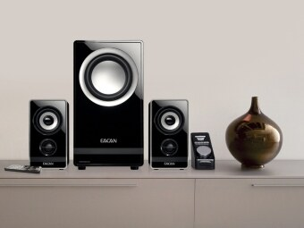 Eacan A-600CR Multimedia speaker Malaysia