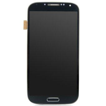 Harga Easybuy LCD Display Screen Touch Digitizer +Frame For SamsungGalaxy S4 i9500(Blue)