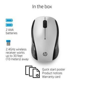 (EXCLUSIVE) HP Wireless Mouse 201 (2017 Model) Malaysia