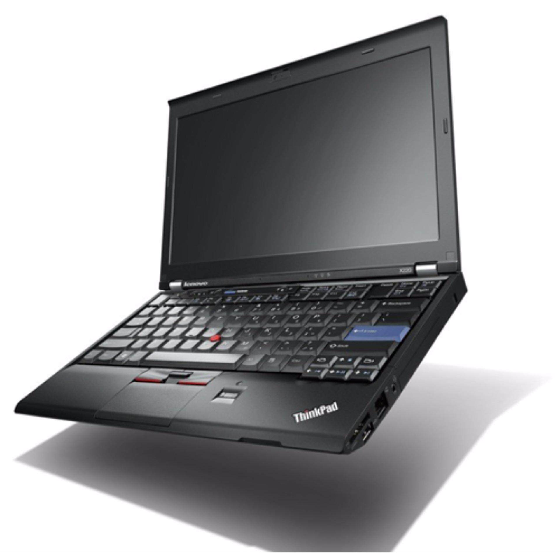 (Factory Refurbished) LENOVO X220 Thinkpad / Intel Core i5 2.50Ghz / 4 GB DDR3 RAM / 320 GB HDD /  Window 7 / 12.5 Inch Screen Display Malaysia
