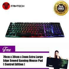 Fantech K9X Chroma Luminous Light Backlit Gaming Keyboard  with Magnet booster for Desktop Laptop Malaysia