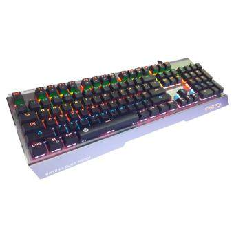 Detail Gambar Produk Fantech PANTHEON MK881 Full Size Edition Mechanical Blue Switch Clicky Keys Gaming Keyboard Water and Dust Proof for Gaming PC/Laptop ...