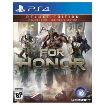 Harga For Honor Deluxe Edition (PS4)