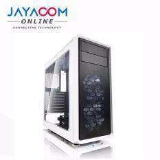 FRACTAL DESIGN FOCUS G WHITE WINDOW ATX CASING Malaysia