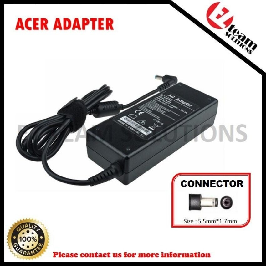 (Free Courier) Replacement Laptop/Notebook AC Adapter Charger ForAcer Aspire V3-731G-B9704G50MAKK 19V 4.74A (90W) 5.5*1.7mm &nbs - intl