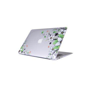 Fresh Transparent Laptop Case Cover For Apple Macbook Air 13.3