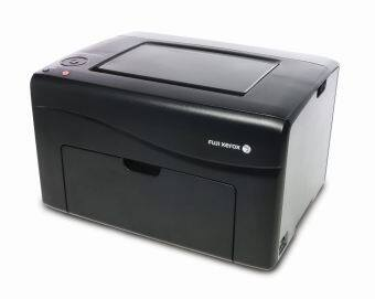 Fuji Xerox DocuPrint CP115W A4 Colour Single Function Printer (Black) + Free 3 Years Warranty