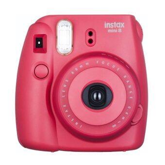 Fujifilm Instax Camera Mini 8 (Raspberry) | Lazada Malaysia