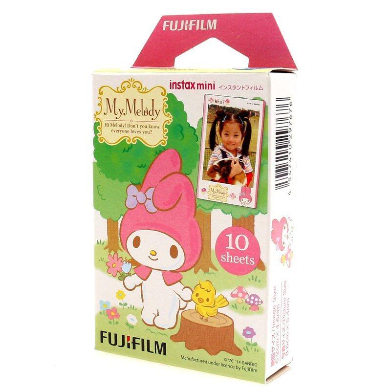 Fujifilm Instax Mini Melody Instant 10 Film for Fuji 7s 8 25 50s 7090 / Polaroid