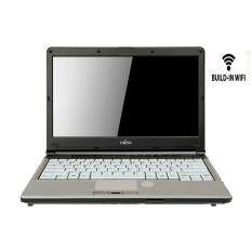 Fujitsu lifebook 13.3 Celeron 2gb ddr3 160gb hdd build-in wifi laptop notebook ( Refurbished ) Malaysia