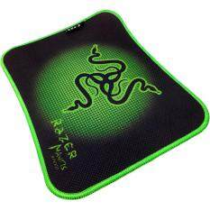Gaming Mat Non-slip Anti Fray Stitching High Quality Beautiful Mouse Pad  (Green & Black) Malaysia