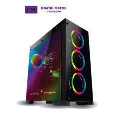 GAMINGFREAK GFG-900G SPACEGATE TEMPERED GLASS ATX CASING Malaysia