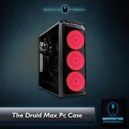 GamingFreak The Druid Max PC Gaming Casing Malaysia
