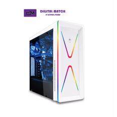 GamingFreak The Wiccan White PC Case Malaysia