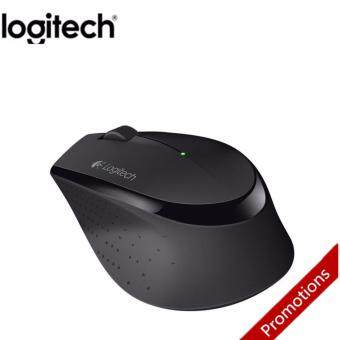Genuine M280 Wireless Mouse Support Office Test with USB Nano Receiver 1000dpi 2.4GHz Laptop PC Gamer Optical Ergonomics Mice Portable Promotions Malaysia